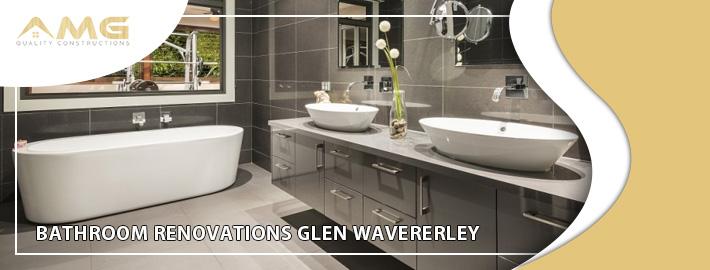 Bathroom renovations Bayswater
