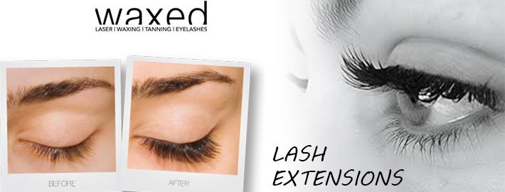 lash extensions Malvern
