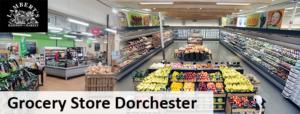 Grocery Store Dorchester MA