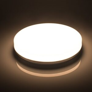 led oyster ceiling lights
