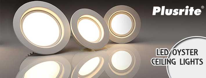 LED Oyster Lights