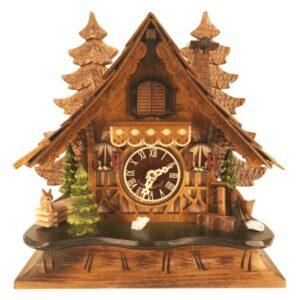 most cuckoo clocks