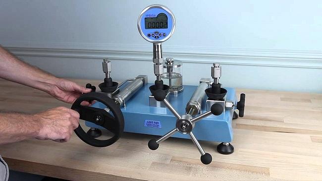 Differential Pressure Calibration